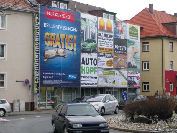 Soeben abgeschlossen - unser Objekt in der Friedrich-Ebert-Straße 28, 92637 Weiden