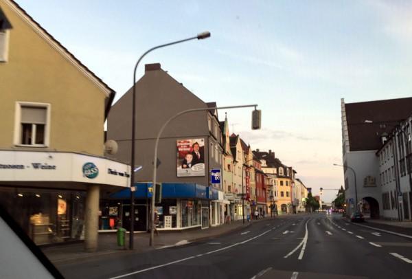 Bahnofstraße 3 / Ecke Max-Reger-Straße (Fußgängerzone), 92637 Weiden